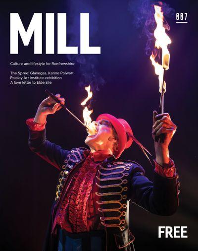Paisley and Renfrewshire culture and lifestyle magazine Cirque Bijou
