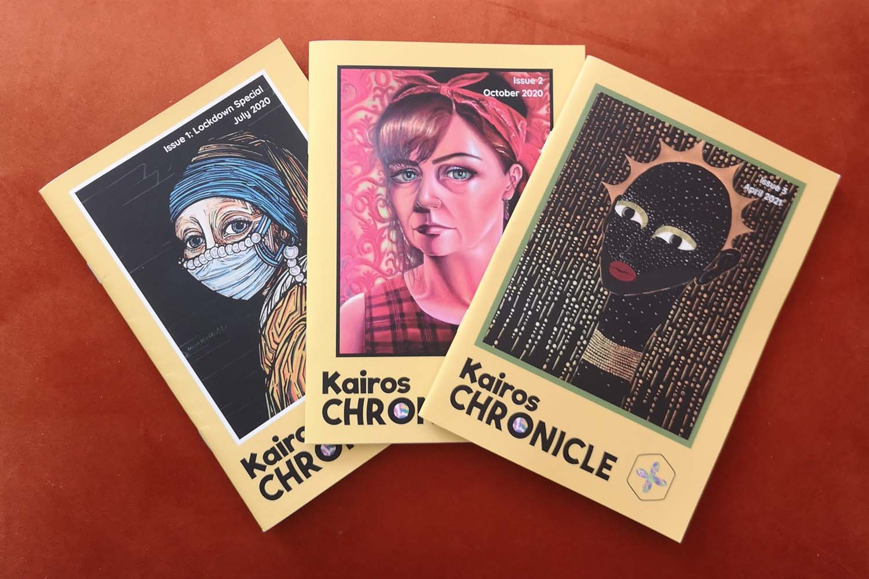 Kairos Chronicle 2020 to 2021